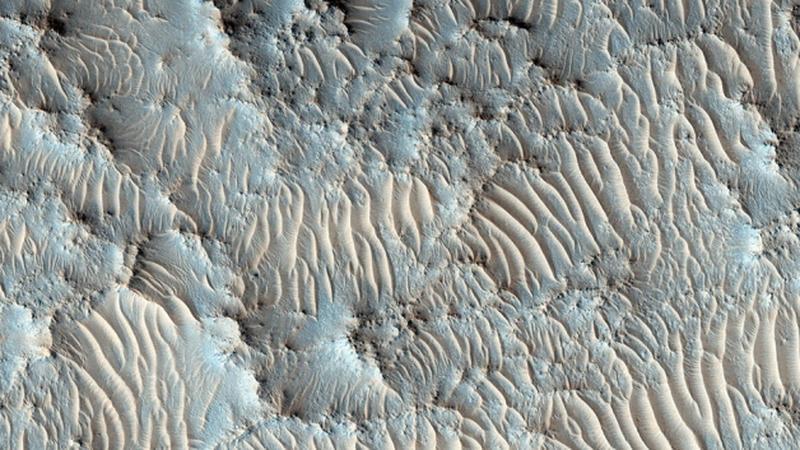 NASA wybiera miejsce dla marsjańskiego łazika