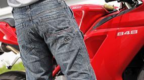 Test: Spodnie motocyklowe Redline Glory X5