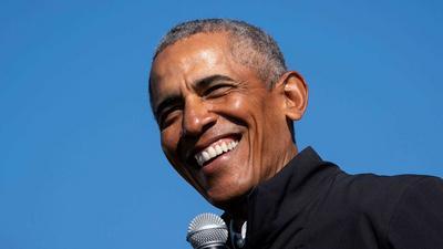 Former U.S. President Barack Obama buys stake in NBA's Basketball Africa League