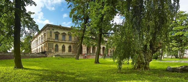 Zespół Pałacowo-Parkowy w Pilicy