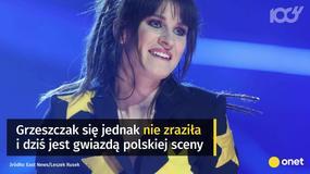 Grzeszczak śpiewa hit Whitney Houston. Publiczność zachwycona