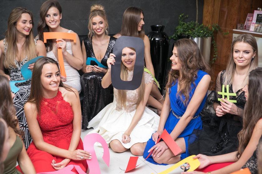 Finalistki Miss Polski pomagają chorej dziewczynce