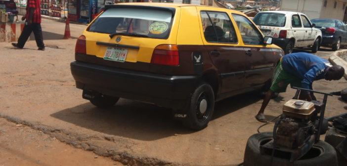 Ibadan taxis [ibpulse]