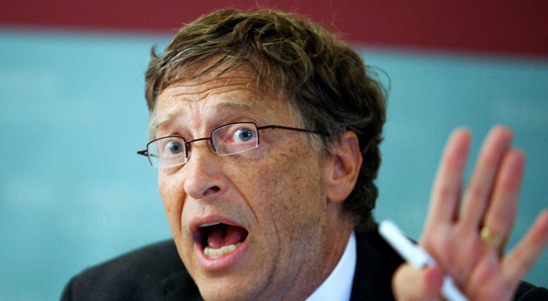 "Bill Gates describes coronavirus testing as ""a complete waste"""