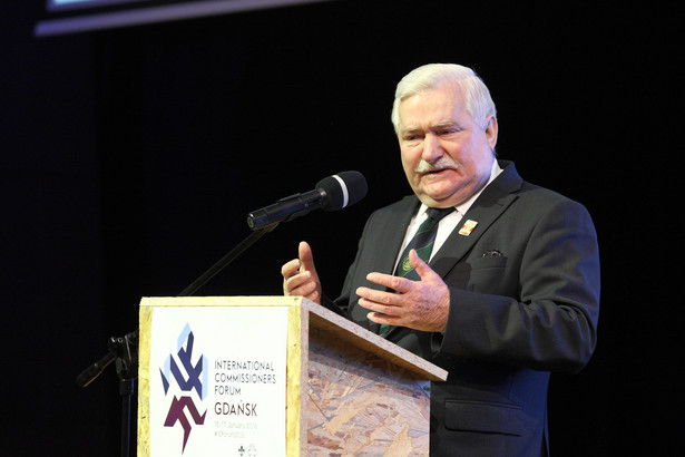 """Wałęsa przypomniał, że od początku mówił że """"to się źle skończy"""""""