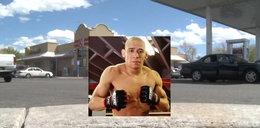 Zawodnik MMA powstrzymał złodzieja WIDEO