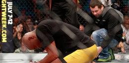 Skandal w UFC! Legenda przyłapana na dopingu!