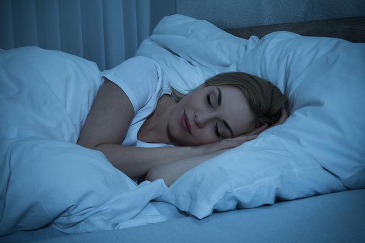 spavanje gruppi pokrivalica