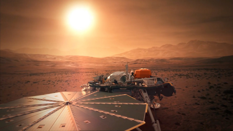 Just in: NASA launches Mars rover to seek signs of ancient life
