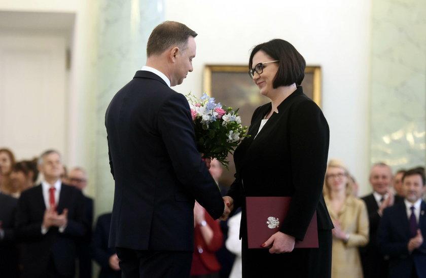 Sadurska odeszła z Kancelarii Prezydenta do biznesu