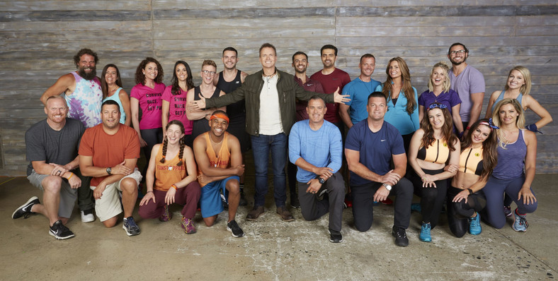The cast of The Amazing Race season 31 ahead of the Wednesday, April 17 premiere at 9 p.m.