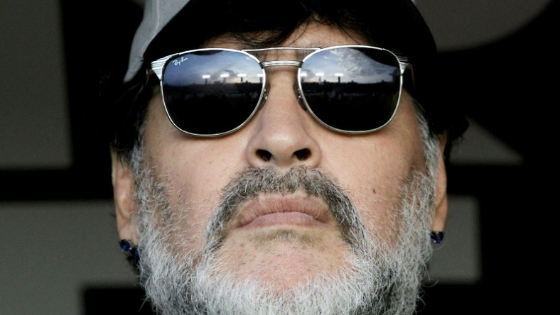 Diego Maradona, 58, has injured his shoulder and will have to undergo surgery, says the director of a documentary about his life to be screened at the Cannes film festival on Sunday