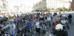 Rowerzyści zablokują Wrocław