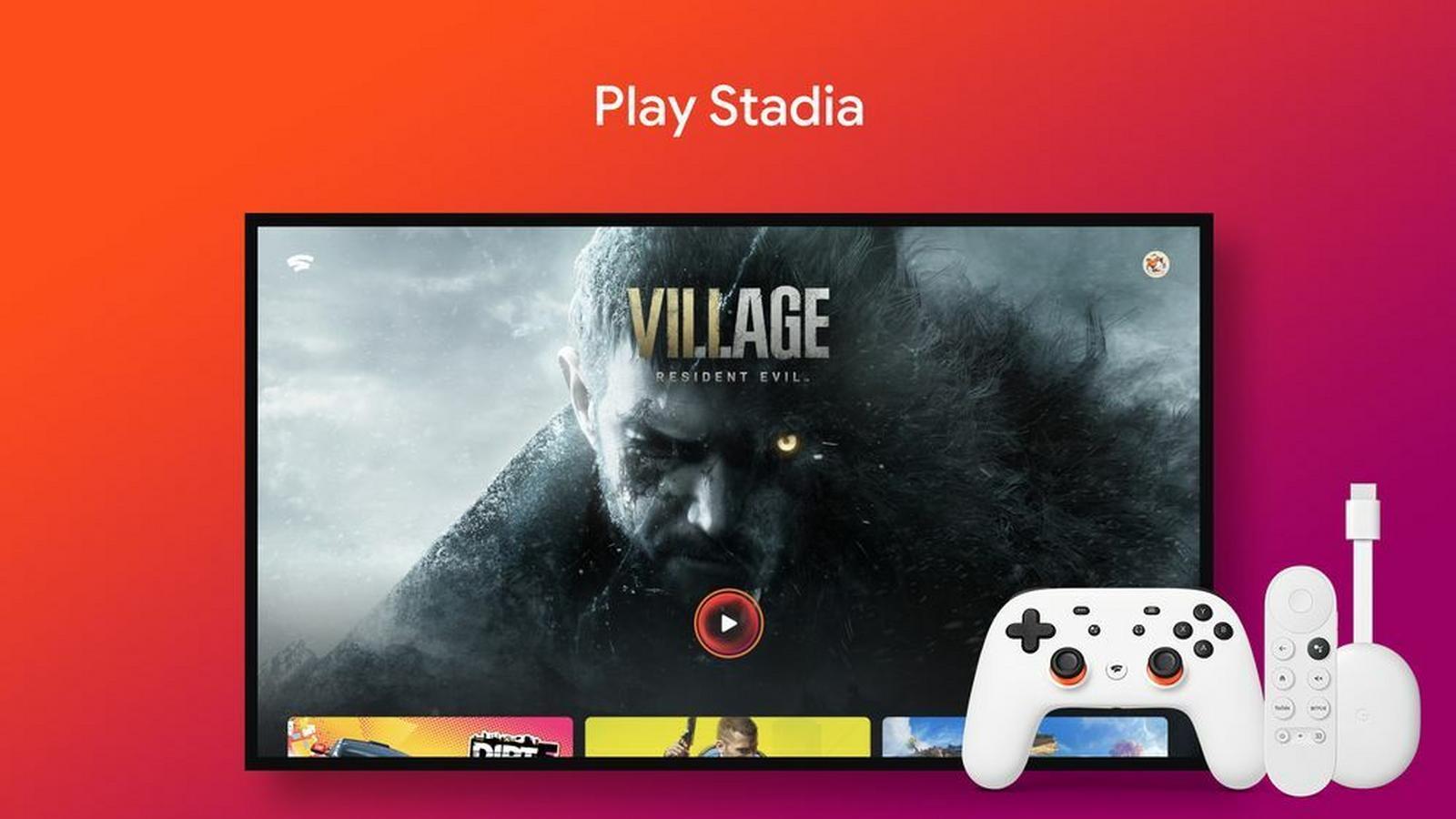 Stadia z nową funkcją - smarfton jako dotykowy kontroler do gier