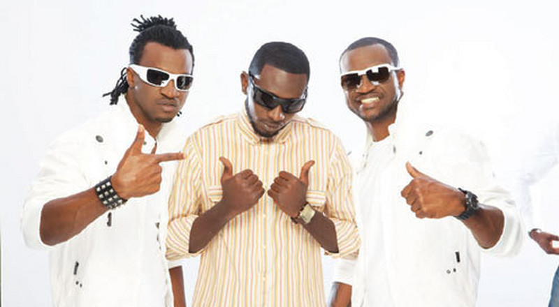'I slept on brand new television carton and used my shirt as cover cloth,' May D says about his time with P Square