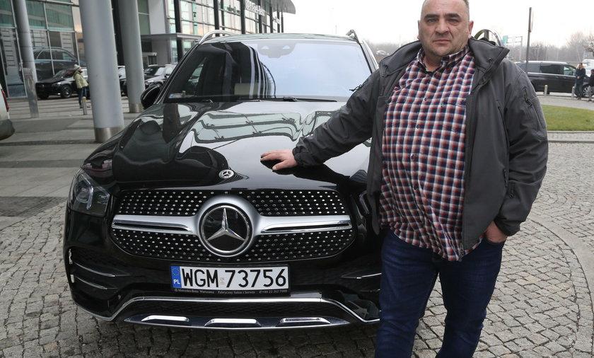 Mercedes sprzedał mi szmelc