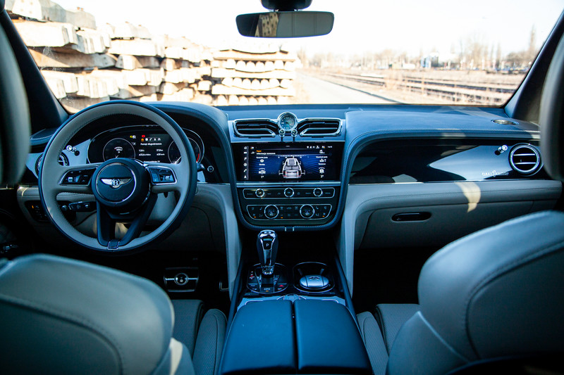The Bentley Bentayga is the world's fastest SUV.  We drive Cardi B's favorite car