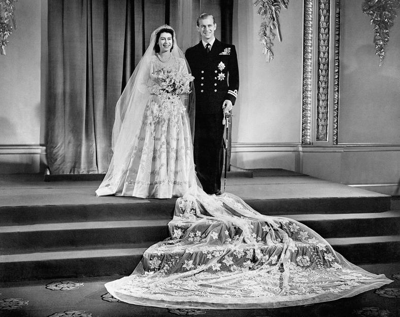 Filip w dzień ślubu został mianowany księciem Edynburga, hrabią Marioneth, a także baronem Greenwich