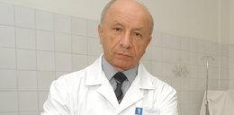 Pacjentka prof. Chazana była skierowana na aborcję do innego szpitala!