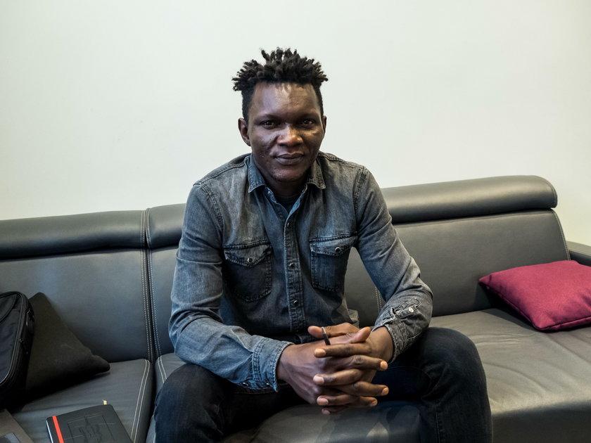 Gwinejczyk został pobity przez trójkę sprawców