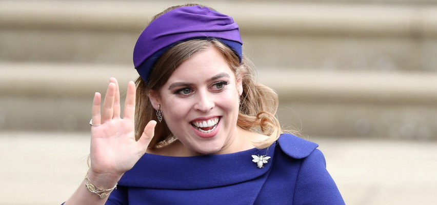 Jak księżniczka Beatrycze nazwie swoją córeczkę? Bukmacherzy typują!