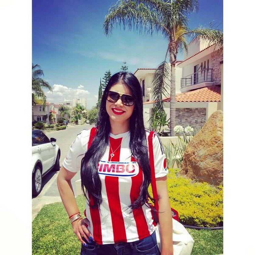 Oto nowa dziewczyna Ronaldinho, piękna Paola Salcedo. Galeria