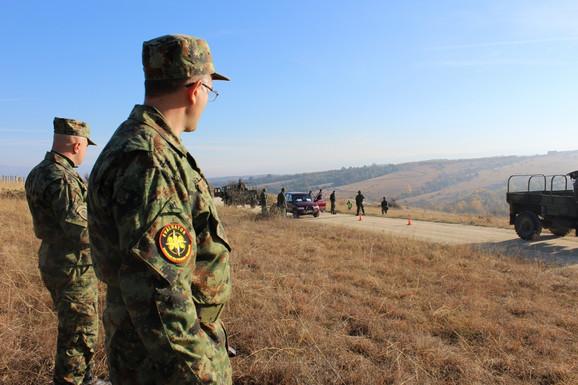 Vežbe Vojske Srbije i NATO snaga