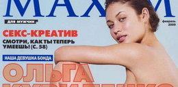 Olga Kurylenko znowu nago