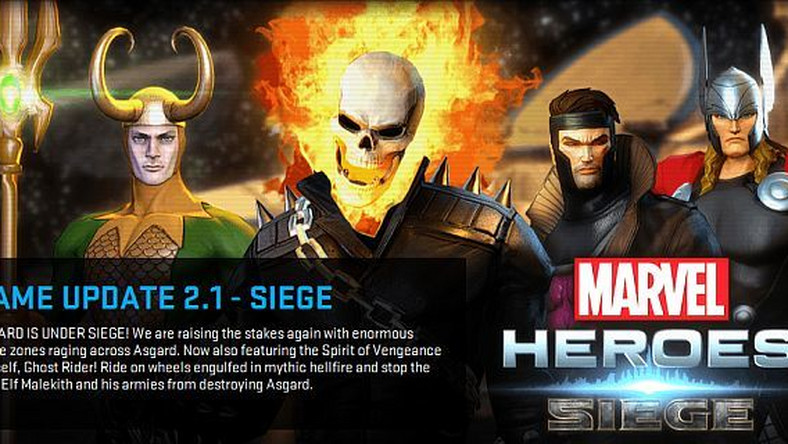 Ghost Rider nadjechał do Marvel Heroes