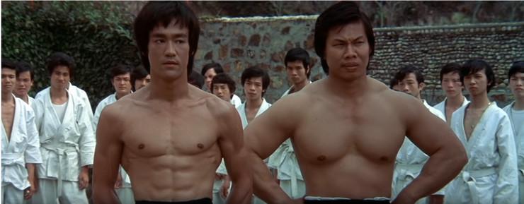 Bolo Jing i Brus Li
