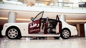 Nowy radiowóz? Oczywiście Rolls-Royce!