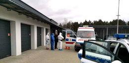 Uciekinier ze zgierskiego szpitala z koronawirusem. Jest areszt