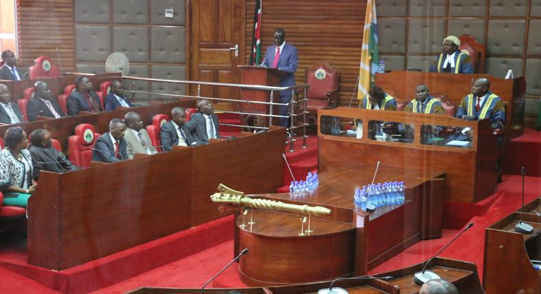 Meru County Speaker Joseph Kaberia's bodyguard shot dead in Nairobi