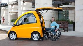 Kenguru, samochód dla niepełnosprawnych