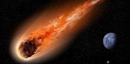 Kurs kolizyjny z kometą. Całkowite zniszczenie