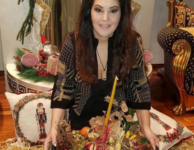Dragana je proslavila oba Božića