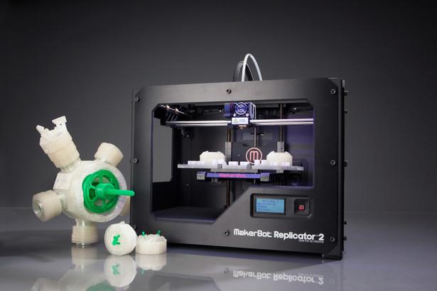MakerBot Replicator 2. Fot. Creative Tools/Flickr.com