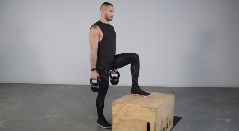 How to Do Step Ups to Build Serious Leg Strength