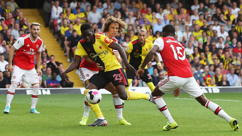 Premier League: Watford - Arsenal wynik meczu