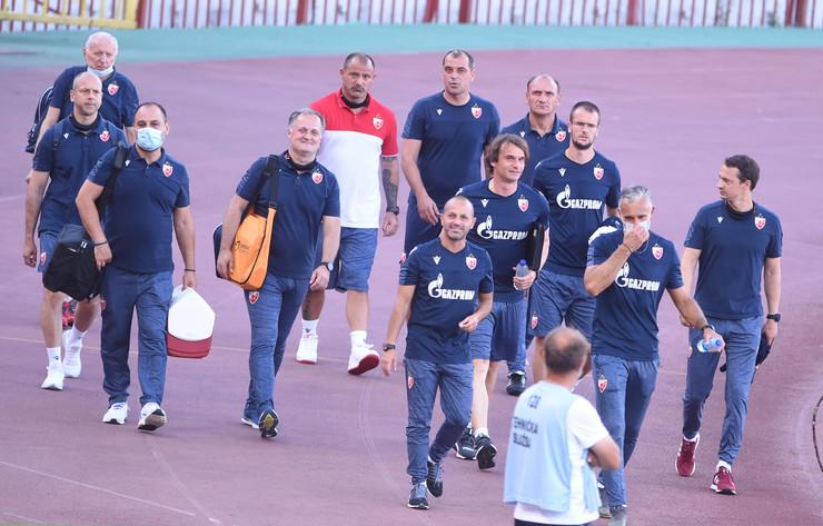 FK Crvena zvezda, FK Borac Banjaluka