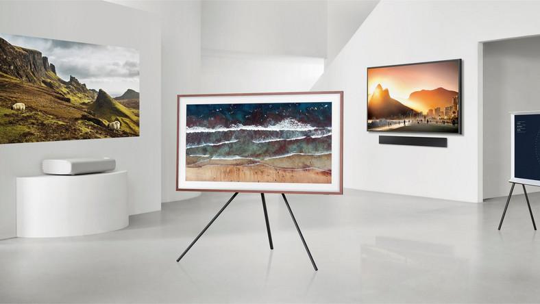 Telewizory Samsung Liifestyle