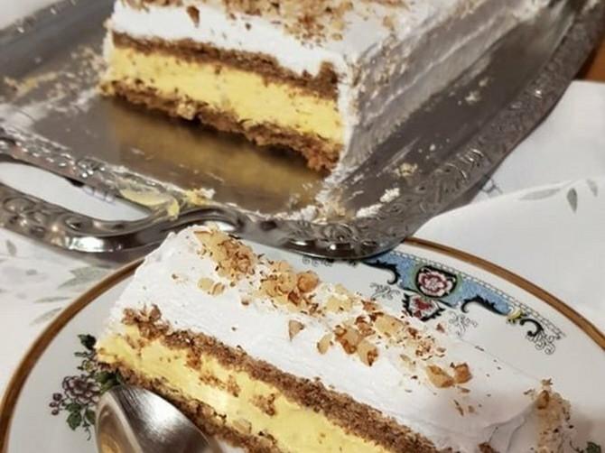 Milena je napravila ovu savršenu tortu i dala nam recept: Ako ne probate, kajaćete se! A tu je još 5 poslastica