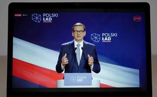 Polski Ład: 10 projektów na 100 dni. Morawiecki podaje szczegóły