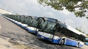 60 nowych autobusów Solarisa już w Krakowie