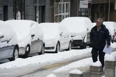 ZABELELA SE CELA SRBIJA Snežni prekrivač u pojedinim gradovima veći i od POLA METRA, pahulje ne staju već 24 sata (FOTO)