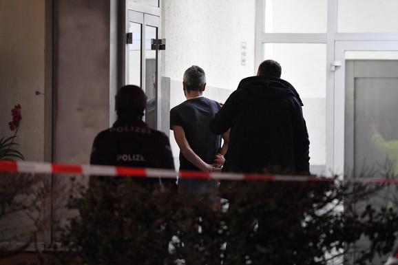 Hapšenje ousmnjičenog za pucnjavu u Nemačkoj