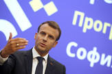 Emanuel Makron foto AP D Vojinovic
