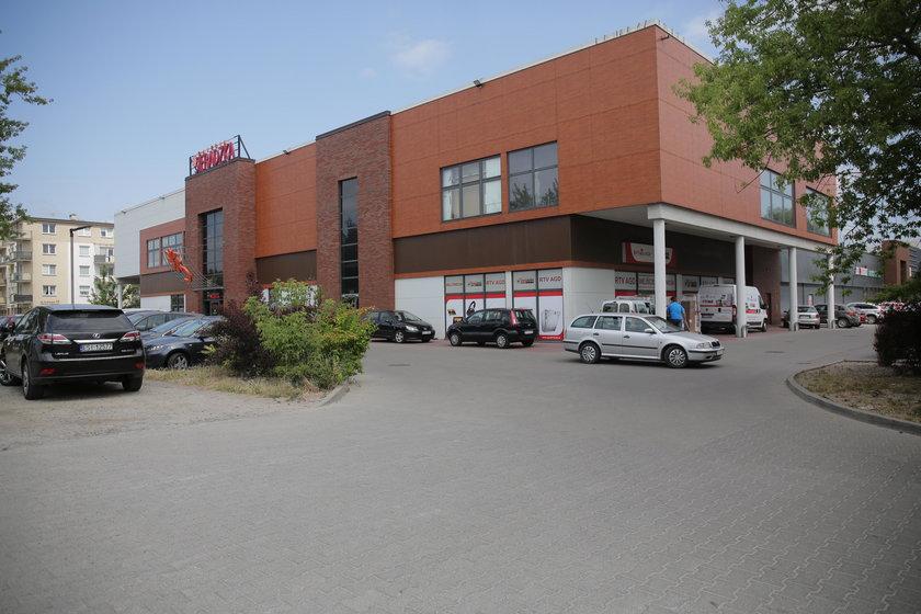 Galeria handlowa w Sieradzu