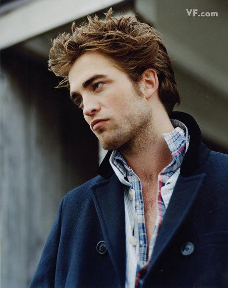 Robert Pattinson w Vanity Fair2