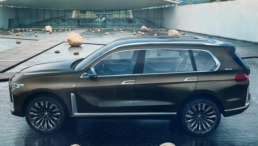 BMW X7 – odpowiedni rywal dla Bentleya?